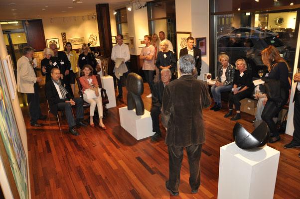 SIC-Besuche von Vernissages, Kunst- und Musikveranstaltungen
